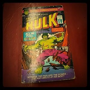 Marvel Comics Series Incredible Hulk #2
